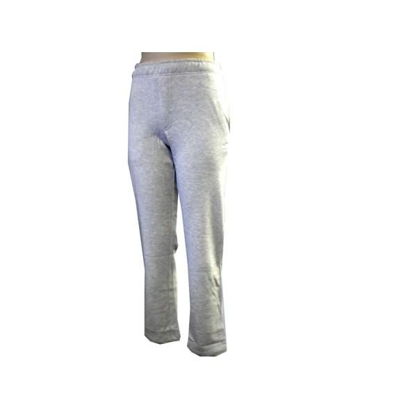 Ladies Fleece Pant - Grey Marle