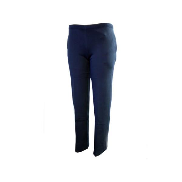 Ladies Fleece Pant - Navy