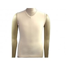 Compress Junior V-Neck - Skin
