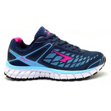 Pursuit Ladies - Navy/Fuchsia