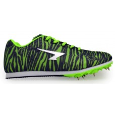 RACER RACING SPIKE - BLACK/LIME (2-11)