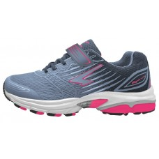 Conquest Girls - Grey/Fuchsia (V)