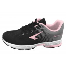 Strike Ladies - Black/Grey/Pink