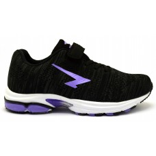 Transfuse Girls - Black/Purple (V)