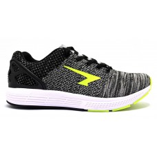 Hyper Mens - Grey/Lime