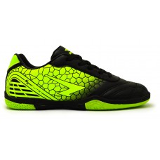 Academy Junior - Black/Lime (Indoor)