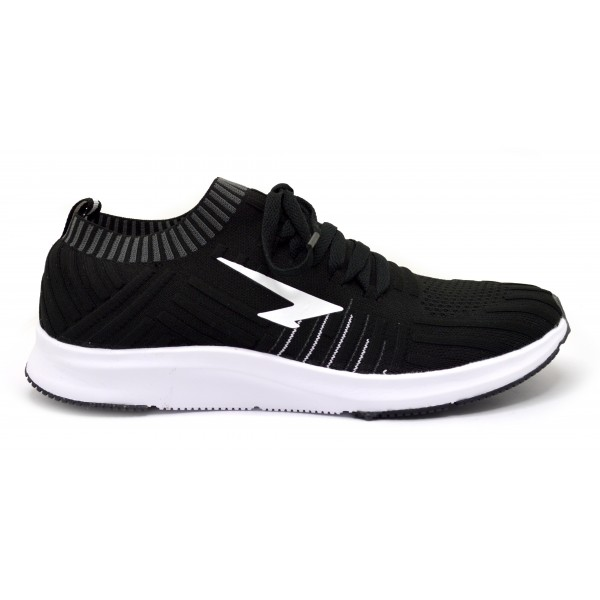 Ascend Mens - Black/White (L)