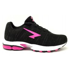 Transfuse Girls - Black/Pink (L)