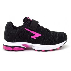 Transfuse Girls - Black/Pink (V)