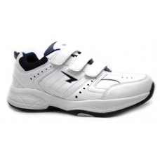 Defy Senior - White/Navy (V)